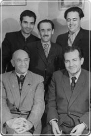 SALAM QƏDİRZADƏ. Məşhur Azərbaycan yazıçısı, dramaturq.