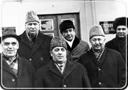 САЛАМ КАДЫРЗАДЕ. Известный азербайджанский писатель, драматург